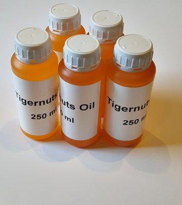Tijgernoten olie